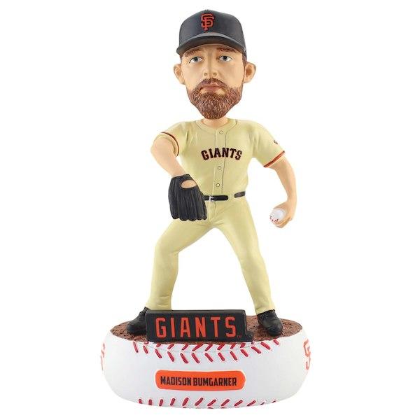 お取り寄せ MLB サンフランシスコ・ジャイアンツ マディソン・バムガーナー フィギュア ボブルヘッド