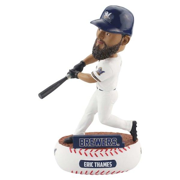 値頃 お取り寄せ MLB ミルウォーキー・ブリュワーズ フィギュア お取り寄せ エリック MLB・テイムズ フィギュア ボブルヘッド, Jewelryメルシィ:48c4c4a7 --- portalitab2.dominiotemporario.com