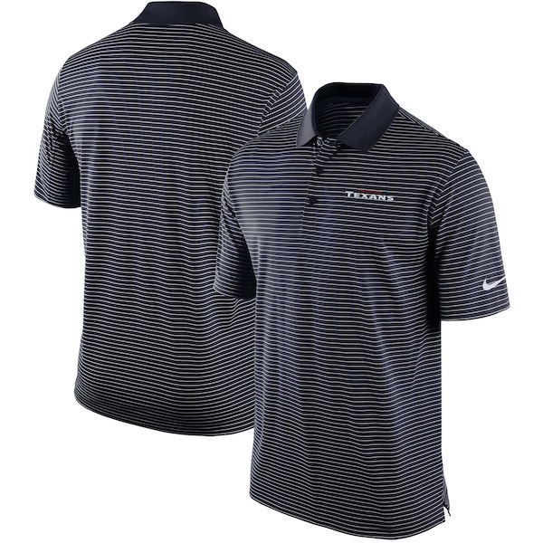お取り寄せ NFL テキサンズ ポロシャツ チームスタジアム パフォーマンス ナイキ/Nike ネイビー