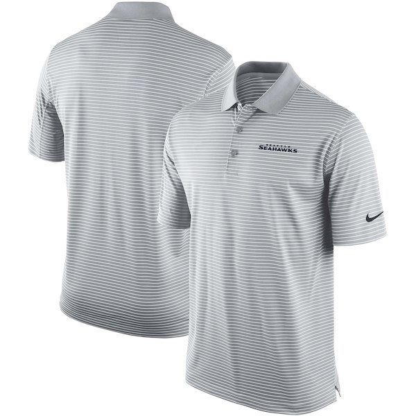 【メーカー再生品】 お取り寄せ NFL シーホークス ポロシャツ ポロシャツ チームスタジアム パフォーマンス ナイキ グレー ナイキ/Nike/Nike グレー, dazzystore(デイジーストア):a8ea8eee --- construart30.dominiotemporario.com