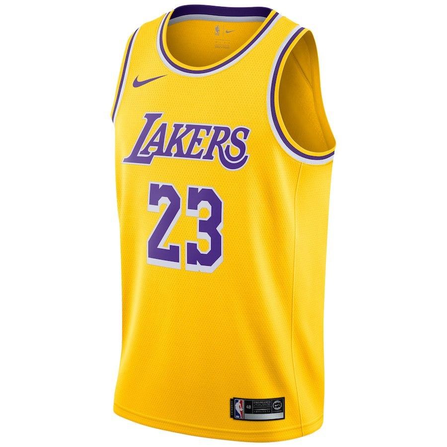 6cb939a246c7 Order NBA Lakers Revlon James uniform   jersey 2018 19 swing man icon  edition Nike  Nike