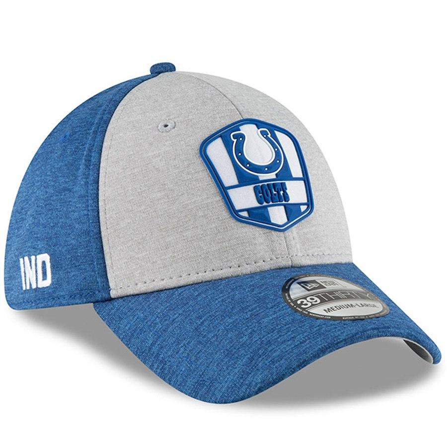 NFL Indianapolis Colts LED Light-Up Logo Adjustable Hat