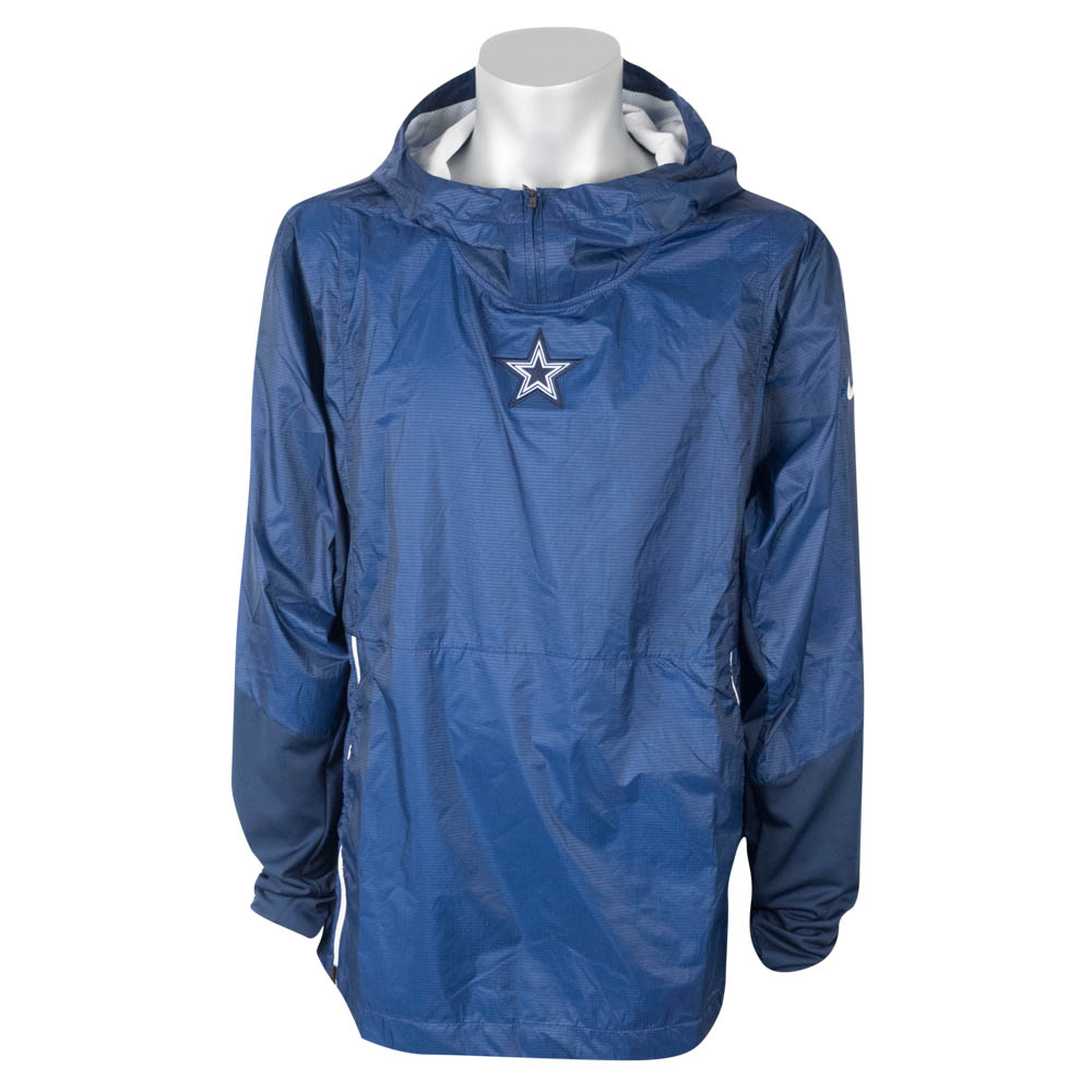 new styles 21d7c 25348 NFL Cowboys jacket / outer windbreaker Nike /Nike navy 10003478