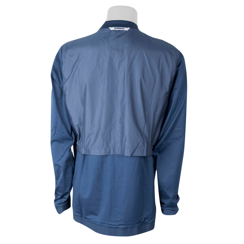 buy popular 93595 9b17f NFL Cowboys jacket / outer rhinoceros gong influenza zip Nike /Nike navy  10003479