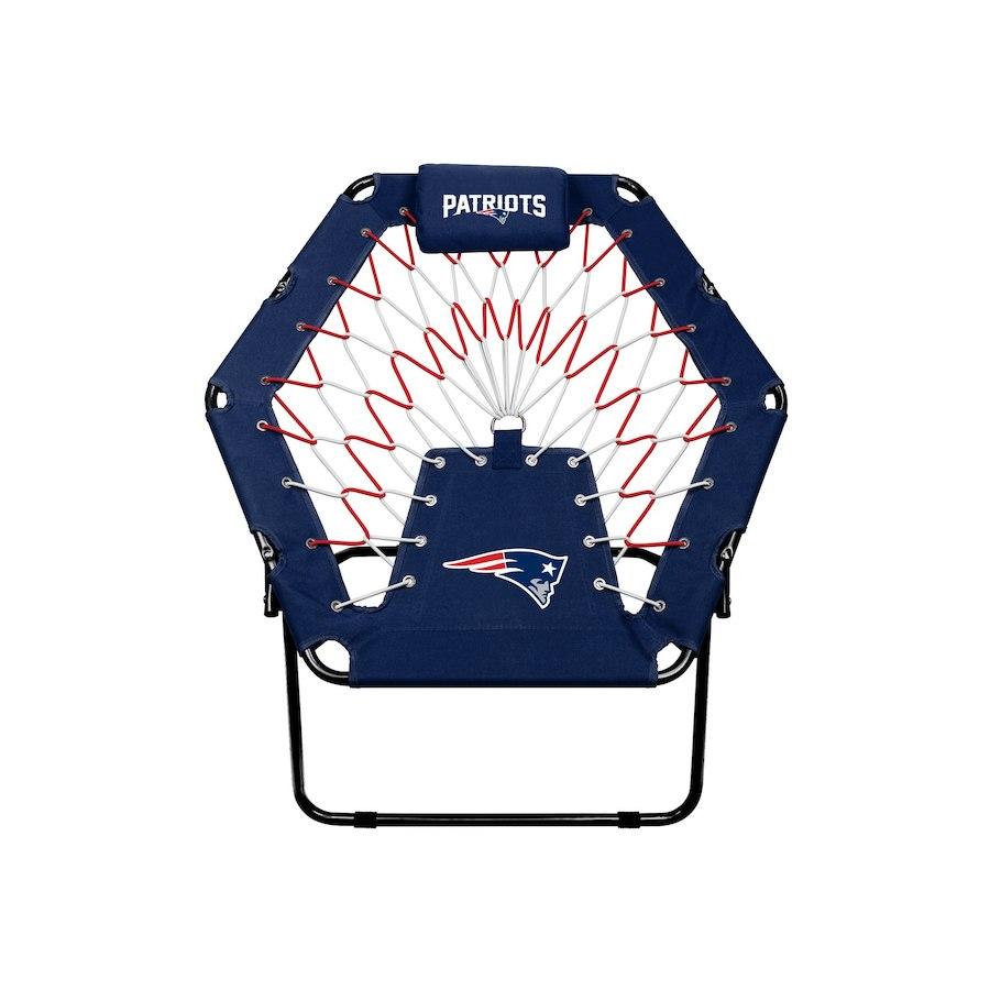 お取り寄せ NFL ペイトリオッツ バンジー チェア/椅子 プレミアム