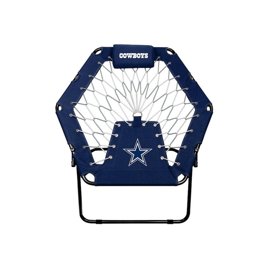 お取り寄せ NFL カウボーイズ バンジー チェア/椅子 プレミアム