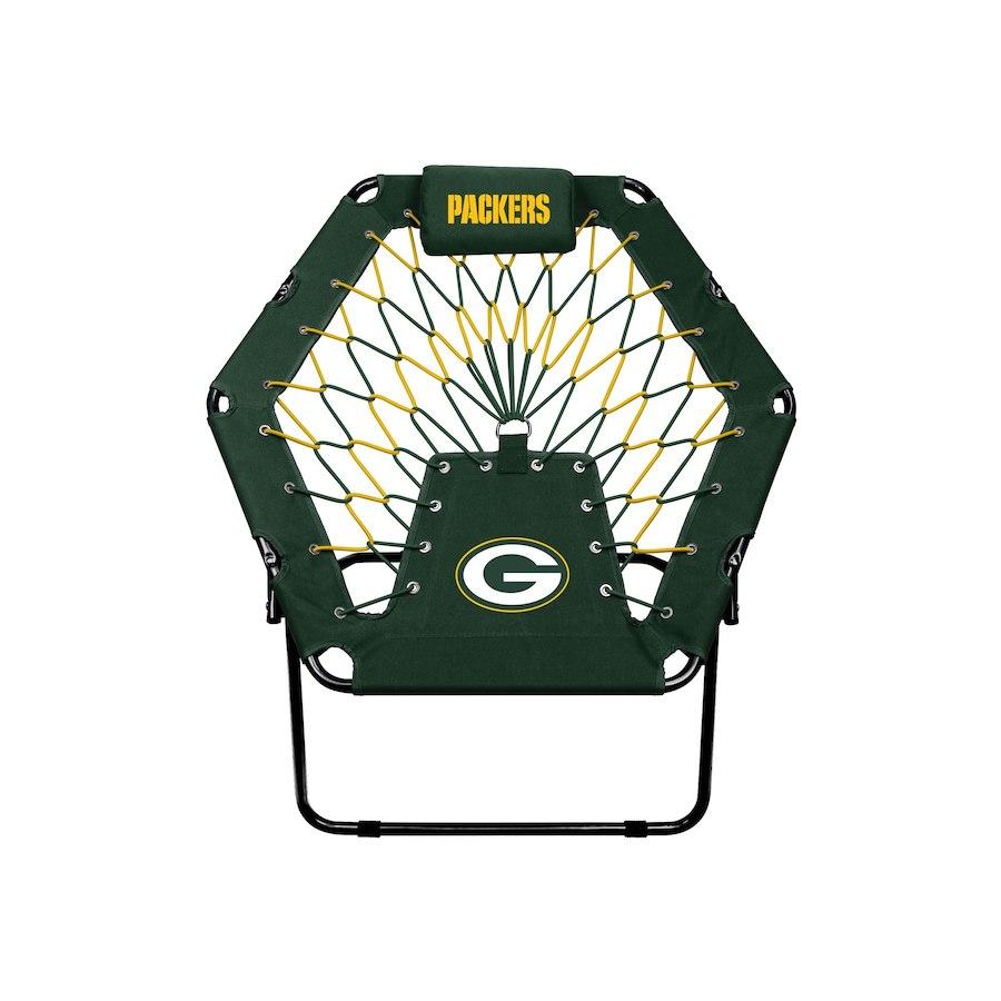 お取り寄せ NFL パッカーズ バンジー チェア/椅子 プレミアム