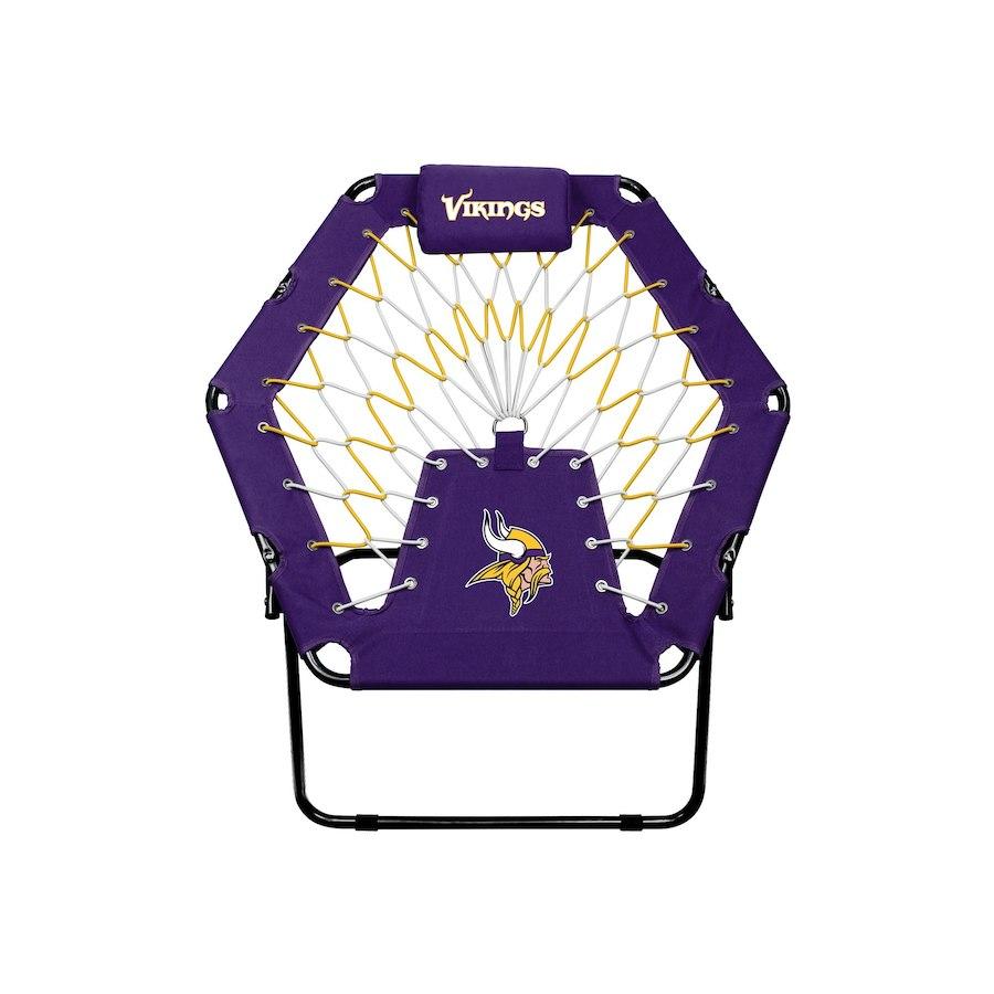 お取り寄せ NFL バイキングス バンジー チェア/椅子 プレミアム