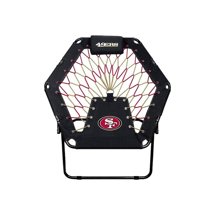お取り寄せ NFL 49ers バンジー チェア/椅子 プレミアム