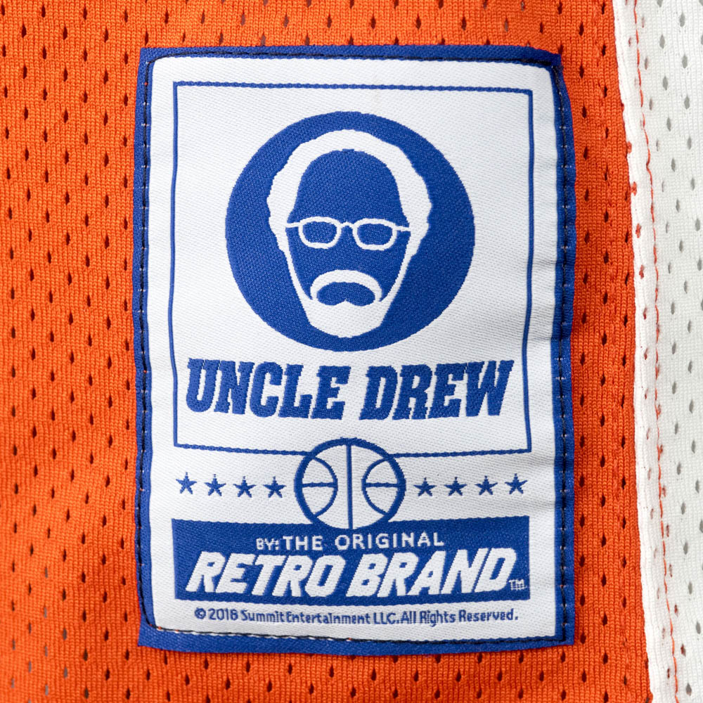 save off b5544 cc0e6 Uniform / jersey Uncle Drew/ ankle Drew Big Fella #34 Harlem Buckets