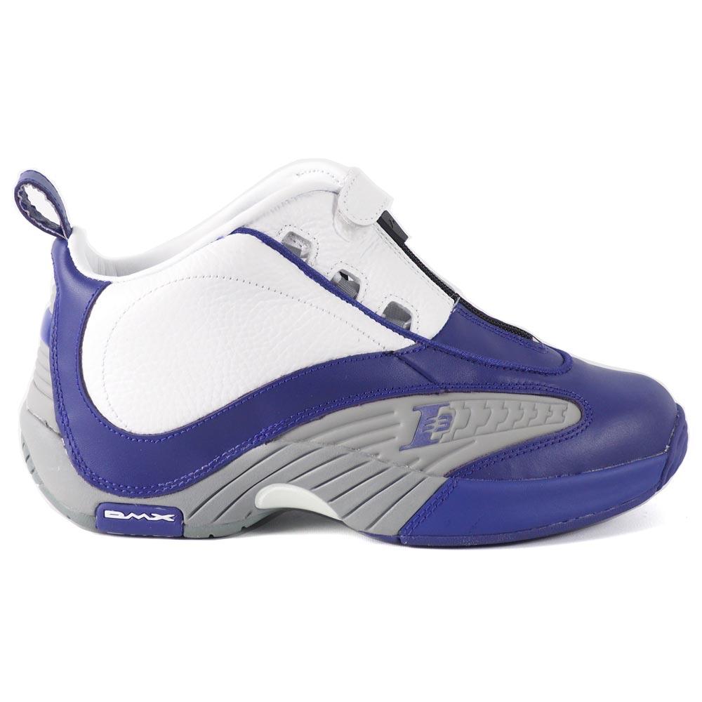 NBA Allen Iverson shoes sneakers answer Answer 4 PE Reebok Reebok white