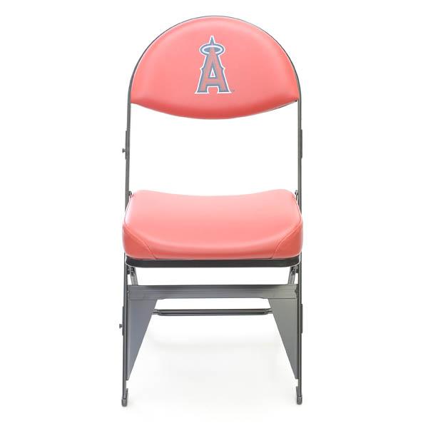 MLB エンゼルス プレミアム 折り畳み チェア イクスパス/IXPASS レッド