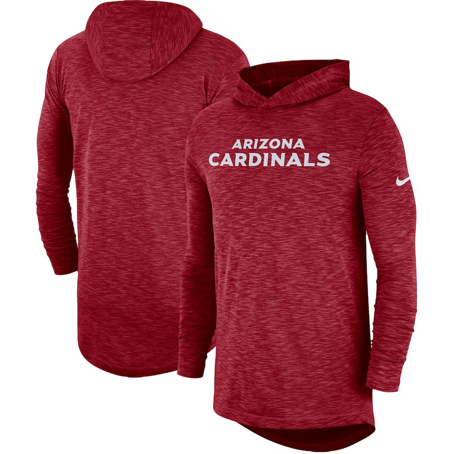 お取り寄せ NFL カーディナルス パーカー/フーディー フーデッド サイドライン スラブ ナイキ/Nike