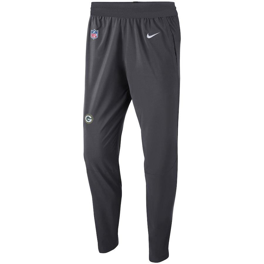 お取り寄せ NFL パッカーズ ロングパンツ/ズボン サイドライン プラクティス ナイキ/Nike