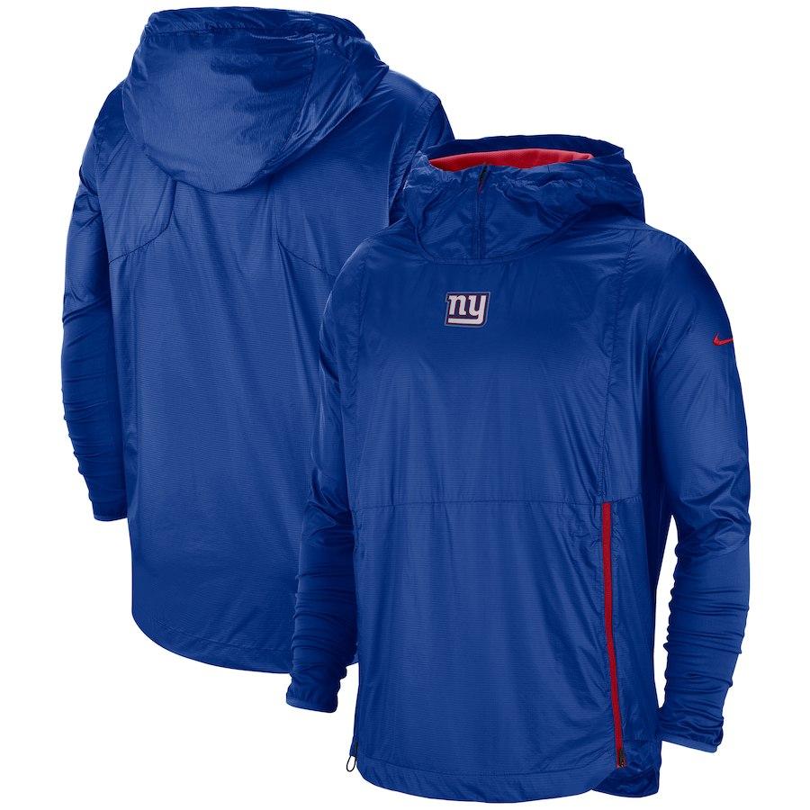 お取り寄せ NFL ジャイアンツ ジャケット/アウター プルオーバー アルファ フライ ナイキ/Nike