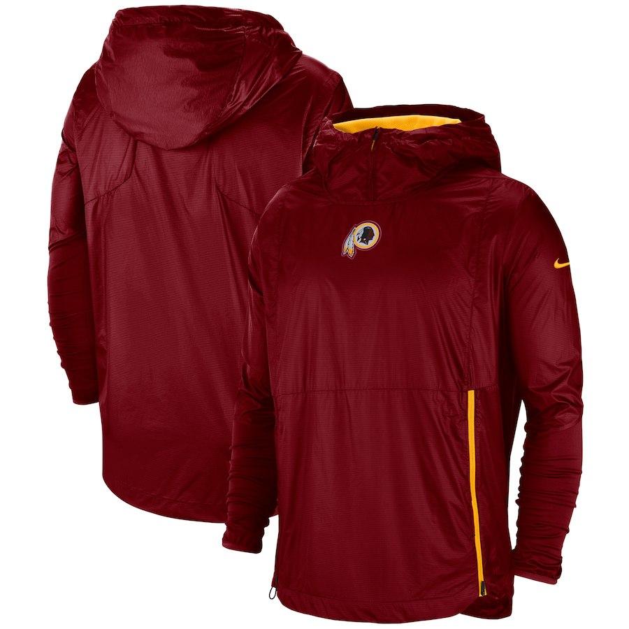 お取り寄せ NFL レッドスキンズ ジャケット/アウター プルオーバー アルファ フライ ナイキ/Nike