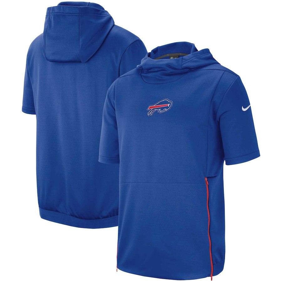 お取り寄せ NFL ビルズ Tシャツ ロング/長袖 フーデッド ナイキ/Nike