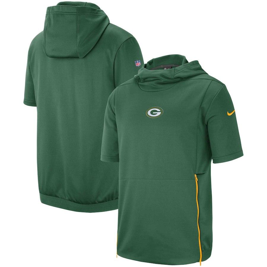 お取り寄せ NFL パッカーズ Tシャツ ロング/長袖 フーデッド ナイキ/Nike