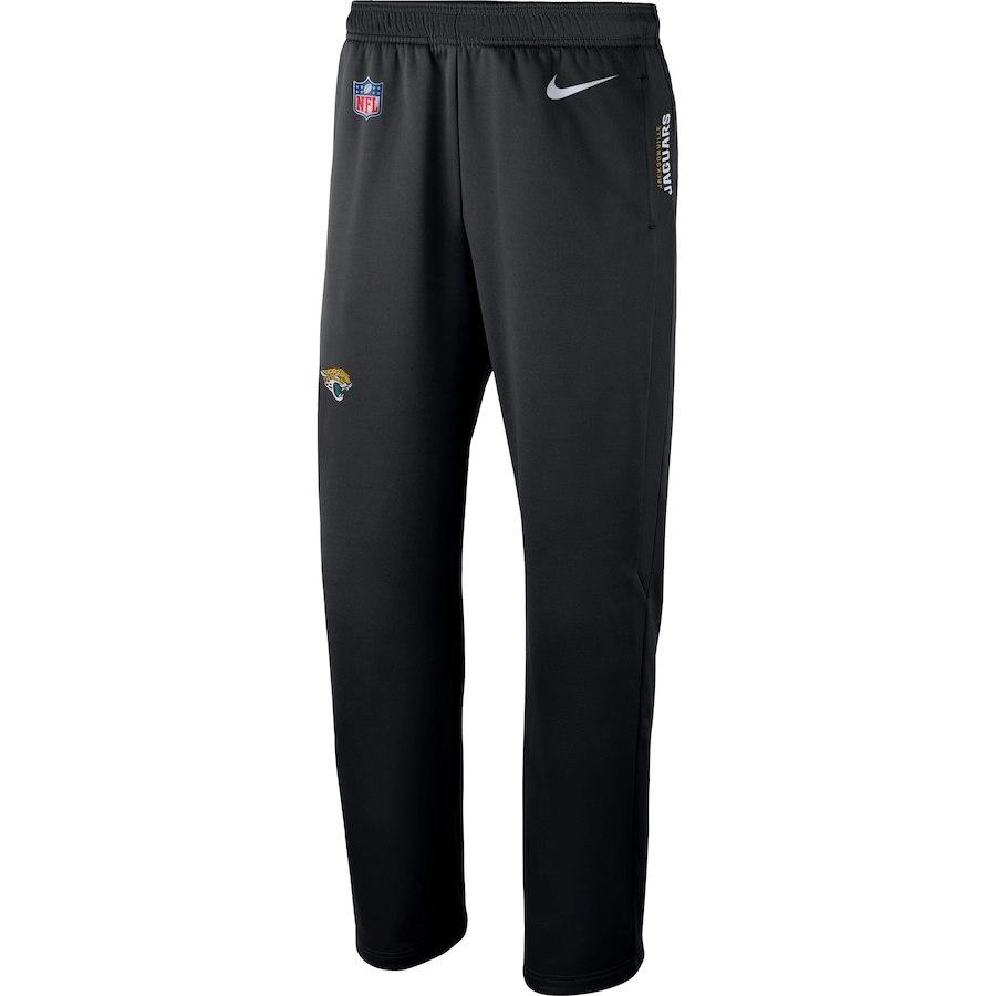 お取り寄せ NFL ジャガーズ ロングパンツ/ズボン サイドライン パフォーマンス ナイキ/Nike