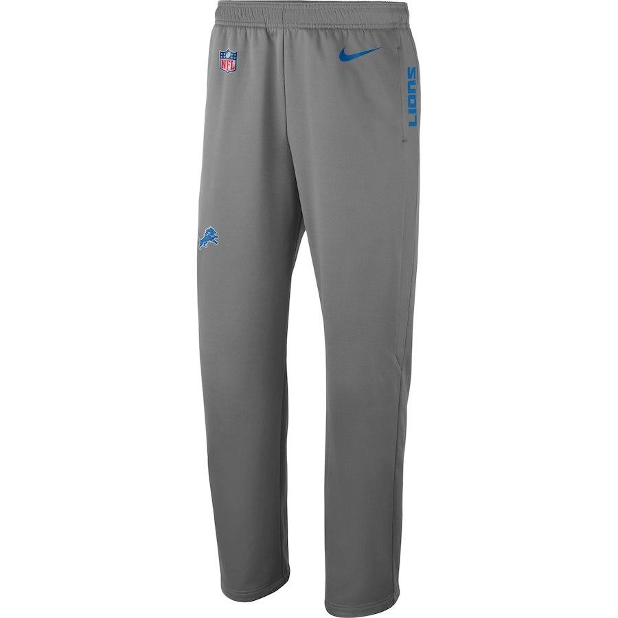お取り寄せ NFL ライオンズ ロングパンツ/ズボン サイドライン パフォーマンス ナイキ/Nike