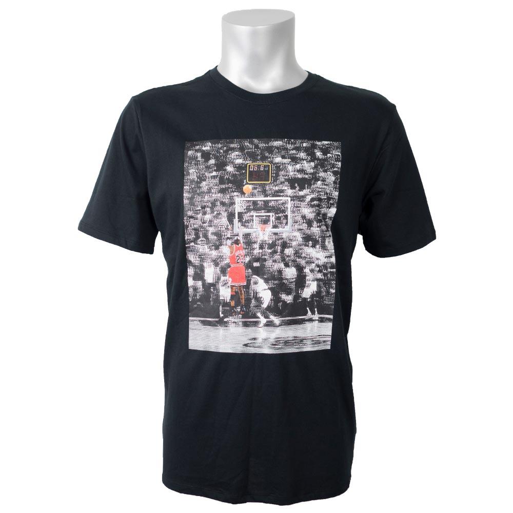 ナイキ ジョーダン/NIKE JORDAN Tシャツ 半袖 レトロ14 ラストショット フォト Balck AR0034-010