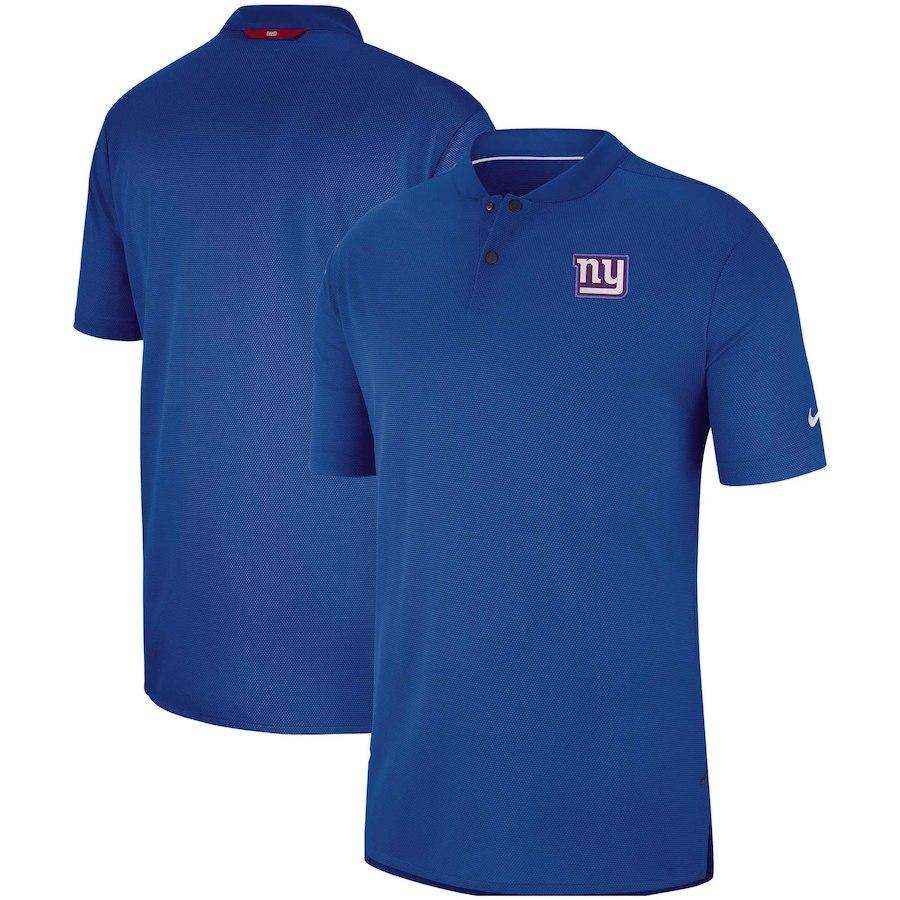 お取り寄せ NFL ジャイアンツ ポロシャツ サイドライン エリート コーチズ ナイキ/Nike