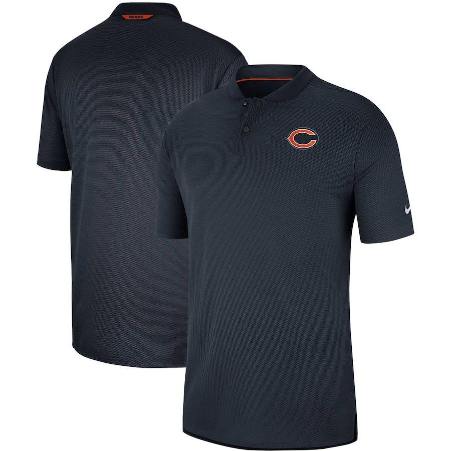 お取り寄せ NFL ベアーズ ポロシャツ サイドライン エリート コーチズ ナイキ/Nike