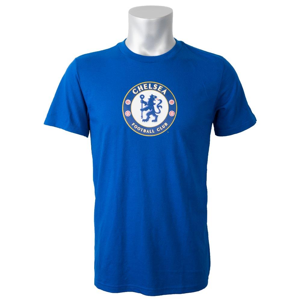 サッカー チェルシーFC Tシャツ ロゴ アディダス/Adidas ブルー【1910価格変更】