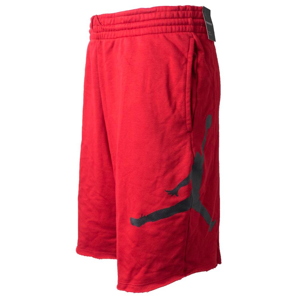 847e927d36b Nike Jordan /NIKE JORDAN short pants / shorts jump man fleece red  AQ3115-687 ...