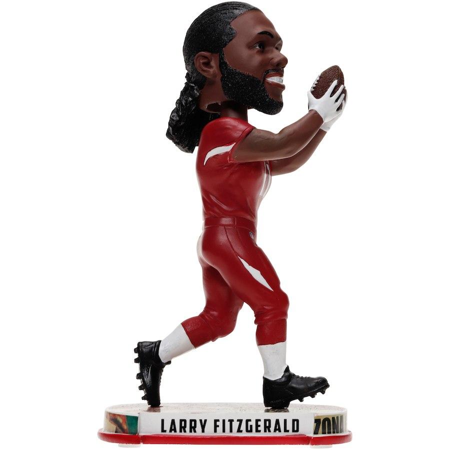 お取り寄せ NFL カーディナルス ラリー・フィッツジェラルド フィギュア プレーヤー ボブルヘッド