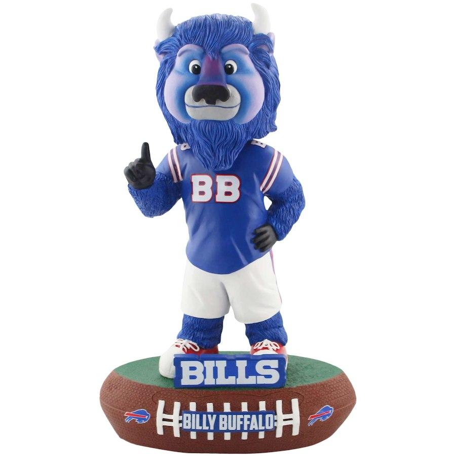 お取り寄せ NFL ビルズ フィギュア マスコット ボブルヘッド