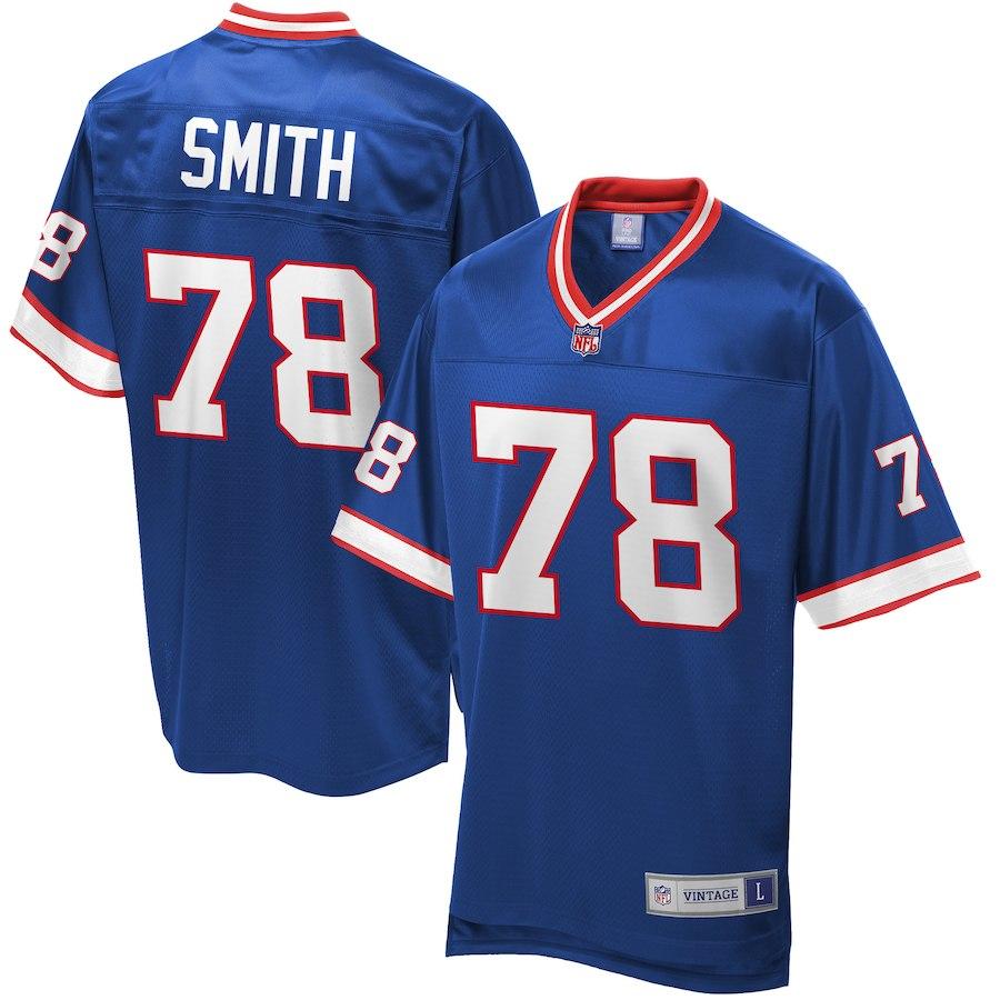 お取り寄せ NFL ビルズ ブルース・スミス ユニフォーム/ジャージ レジェンド プレーヤー