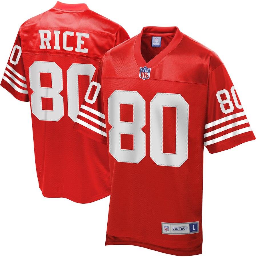 お取り寄せ NFL 49ers ドワイト・クラーク ユニフォーム/ジャージ レジェンド プレーヤー