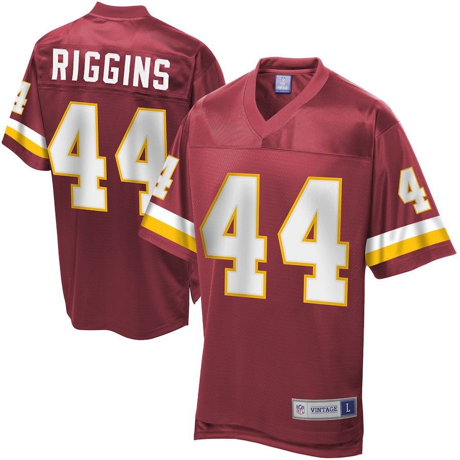 お取り寄せ NFL レッドスキンズ ジョン・リギンズ ユニフォーム/ジャージ レジェンド プレーヤー