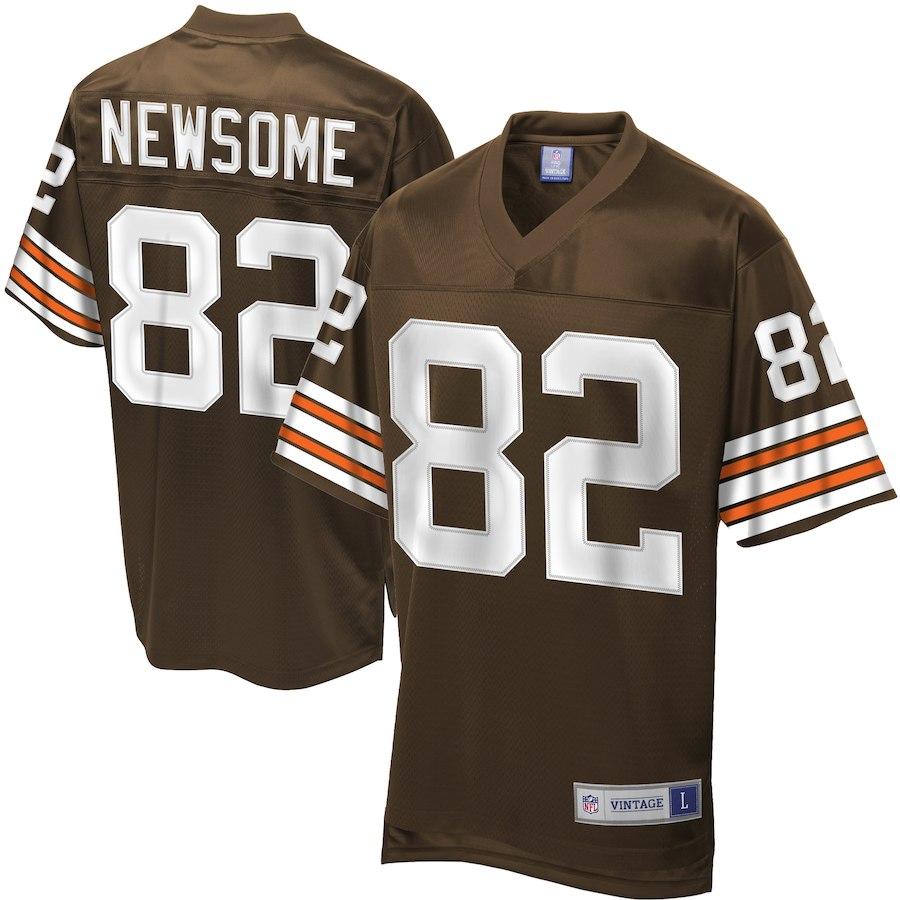 お取り寄せ NFL ブラウンズ オジー・ニューサム ユニフォーム/ジャージ レジェンド プレーヤー