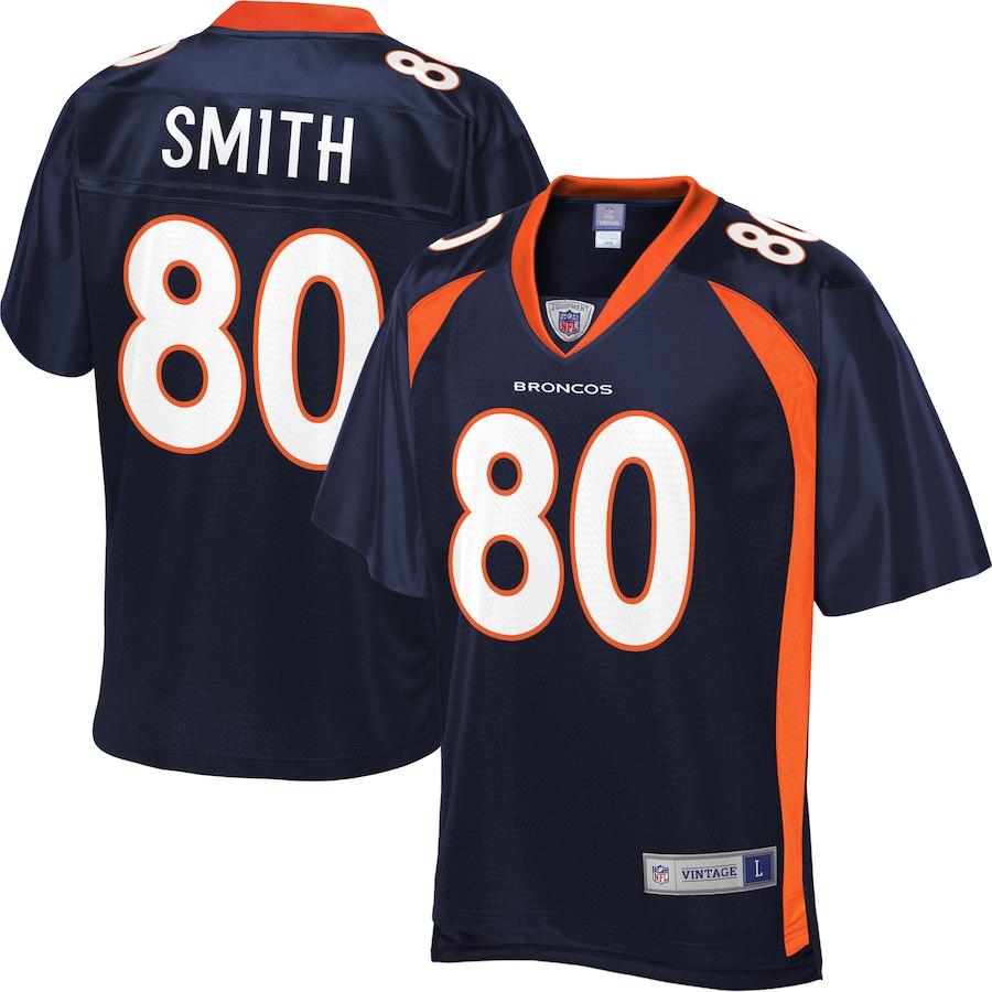 お取り寄せ NFL ブロンコス ロッド・スミス ユニフォーム/ジャージ レジェンド プレーヤー