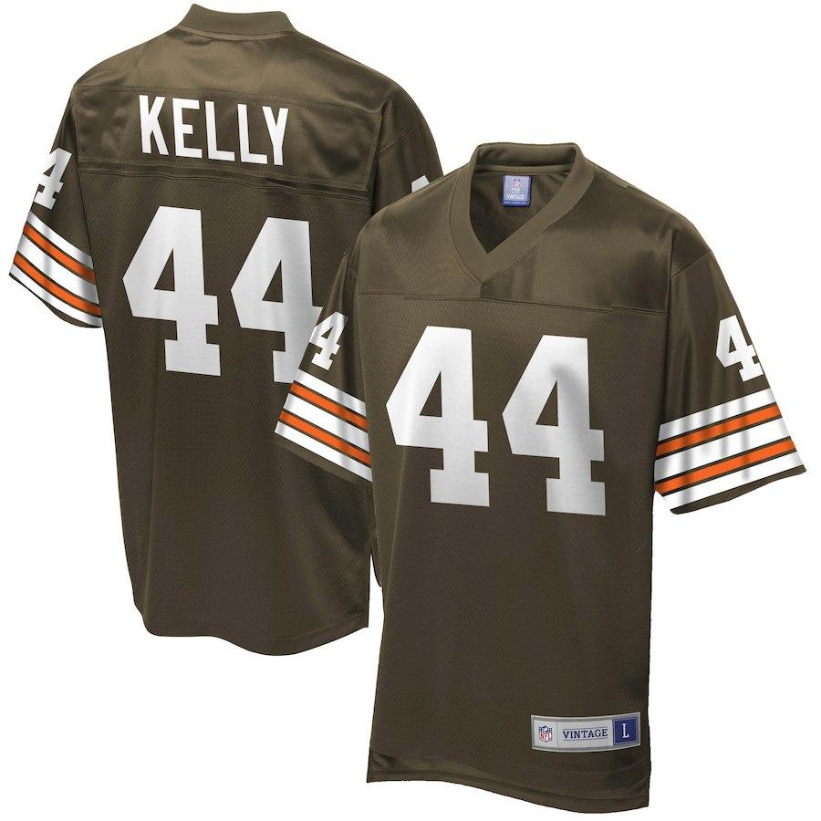 お取り寄せ NFL ブラウンズ リロイ・ケリー ユニフォーム/ジャージ レジェンド プレーヤー