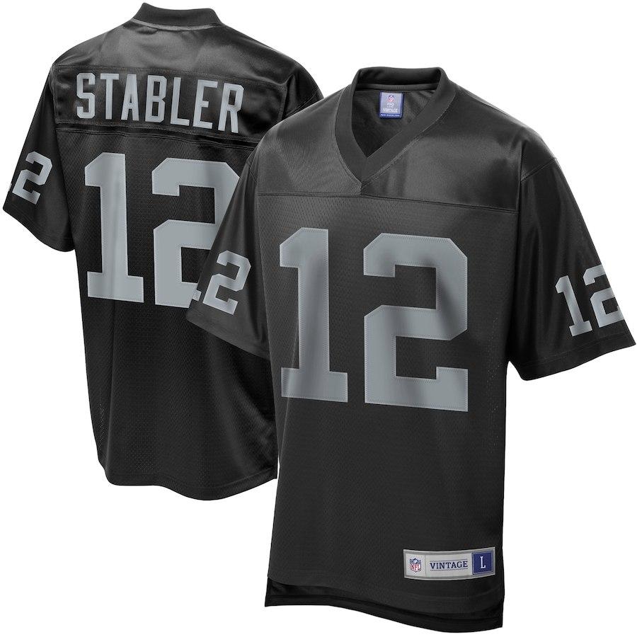 お取り寄せ NFL レイダース ケン・ステイブラー ユニフォーム/ジャージ レジェンド プレーヤー