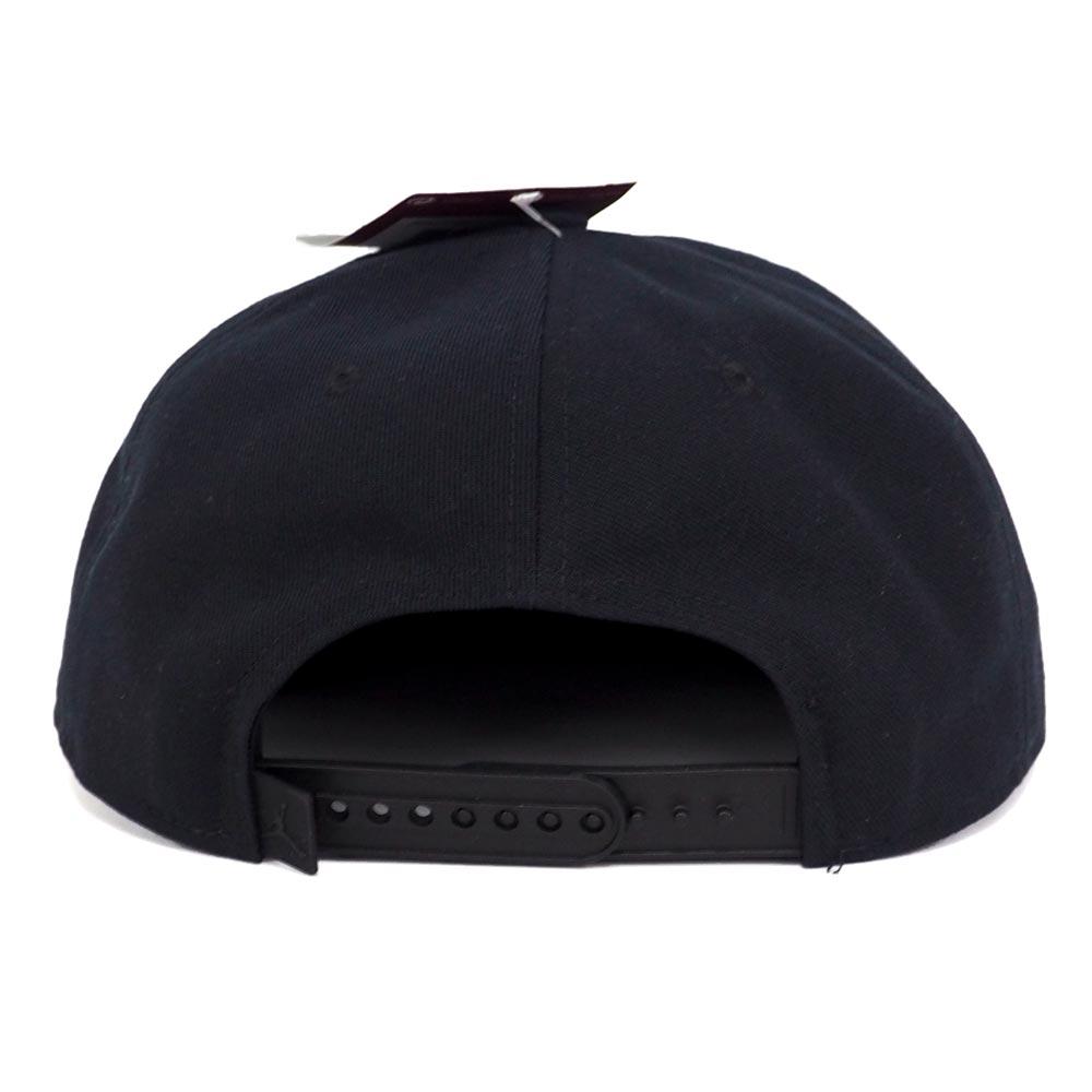 Nike Jordan  NIKE JORDAN Derek Jeter cap   hat Re2pect adjuster bulldog  black AA0540-010 1170ae5f358