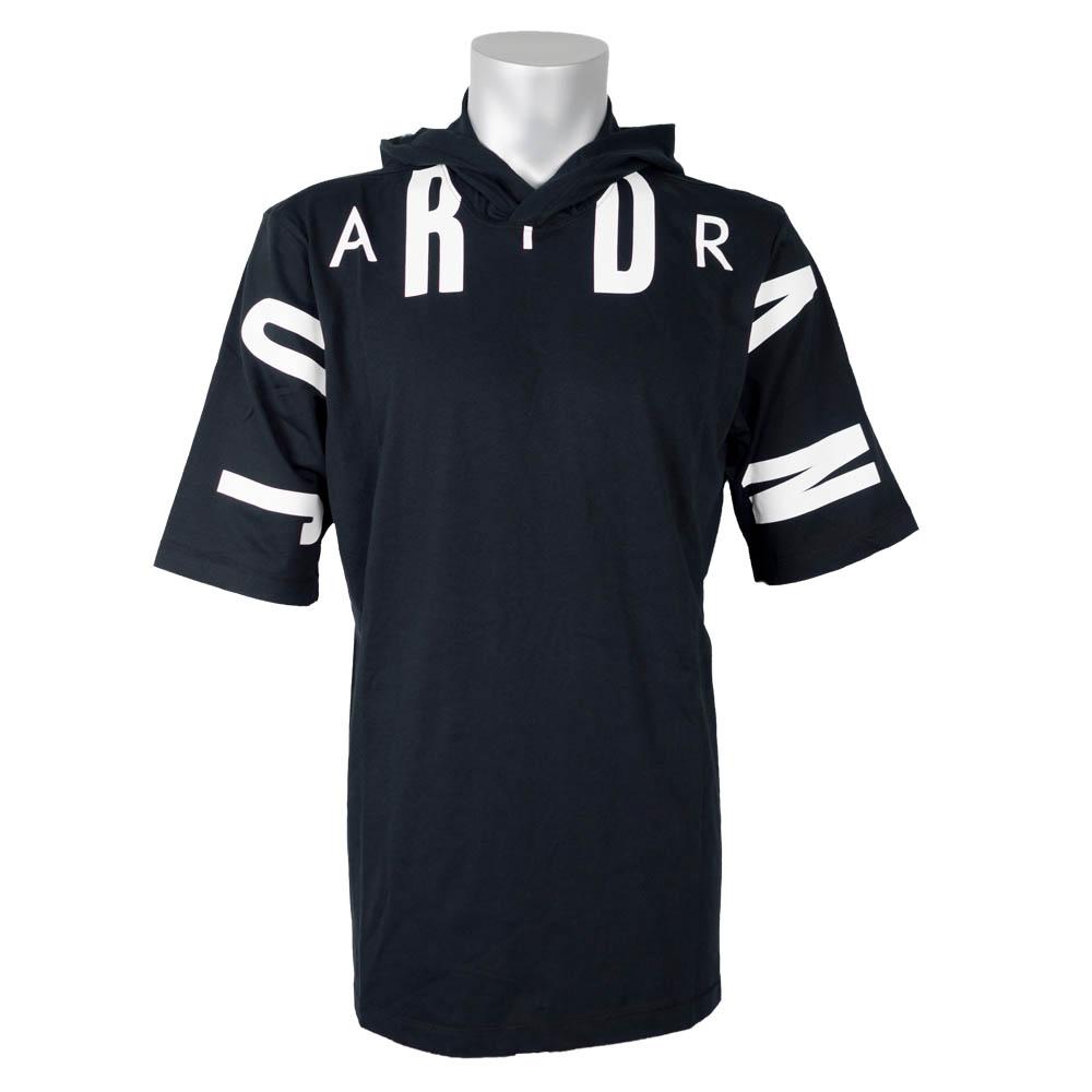 ジョーダン パーカー メンズ Tシャツ 半袖 パーカー JSW 23 ブラック AA1915-010