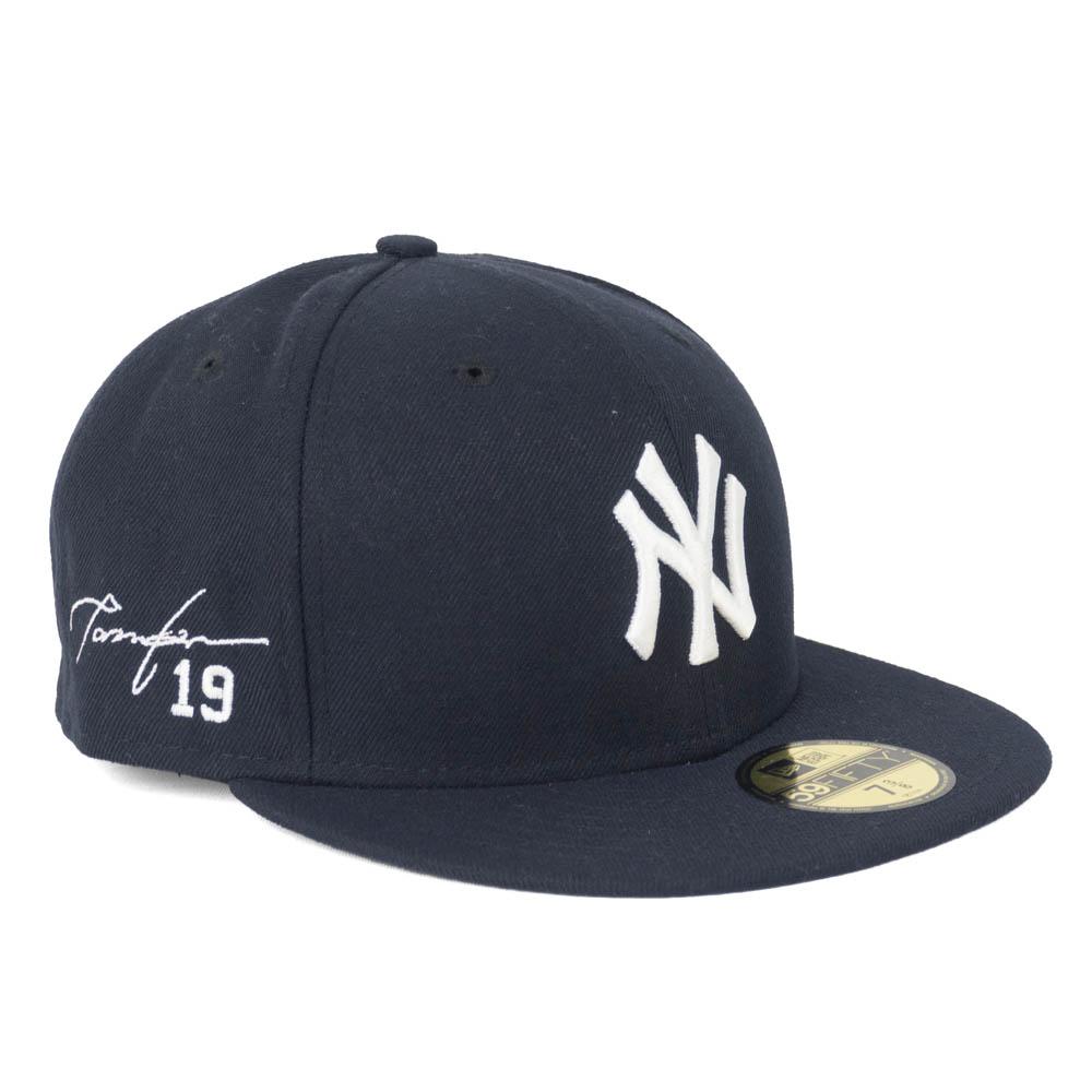 MLB ヤンキース 田中将大 / ルイス・セベリーノ/ アロルディス・チャップマン キャップ/帽子 カスタマイズ オーセンティック New Era