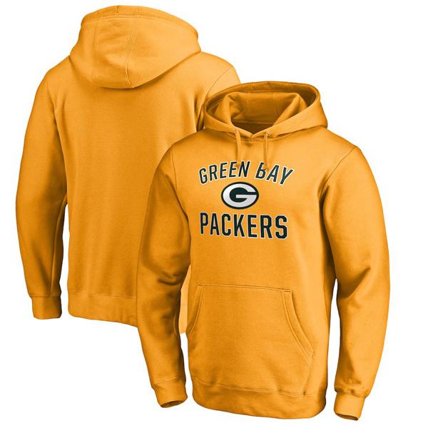 お取り寄せ NFL パッカーズ パーカー/フーディー ビクトリー アーチ ゴールド