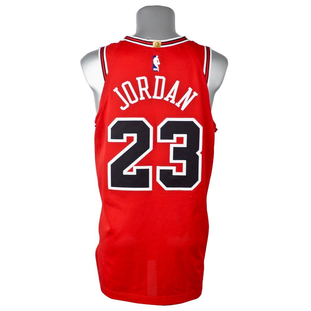NBA ブルズ マイケル・ジョーダン ユニフォーム/ジャージ オーセンティック ナイキ/Nike