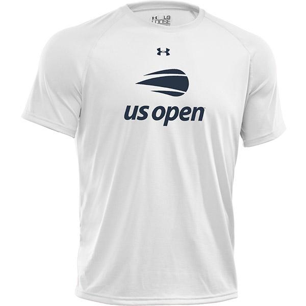 お取り寄せ Tシャツ 2018 全米オープン/USオープン テニス テック ロゴ アンダーアーマー/UNDER ARMOUR