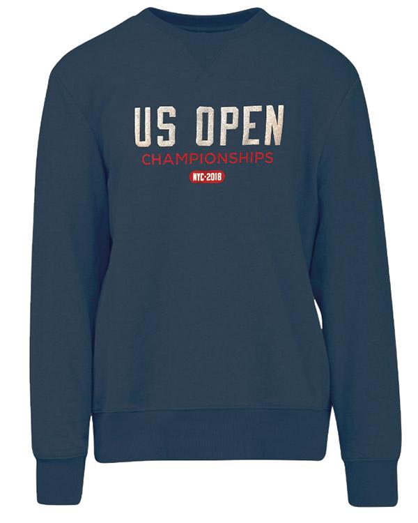 お取り寄せ スウェットシャツ/トレーナー 2018 全米オープン/USオープン テニス オールスター