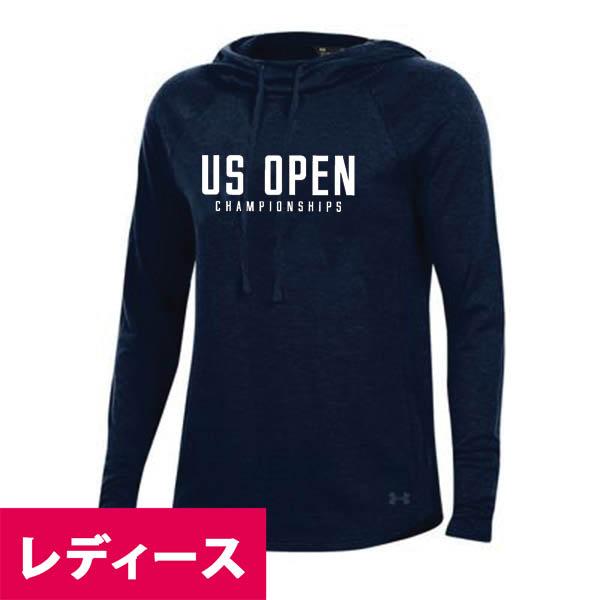 お取り寄せ パーカー/フーディー 2018 全米オープン/USオープン テニス ピンホール レディース