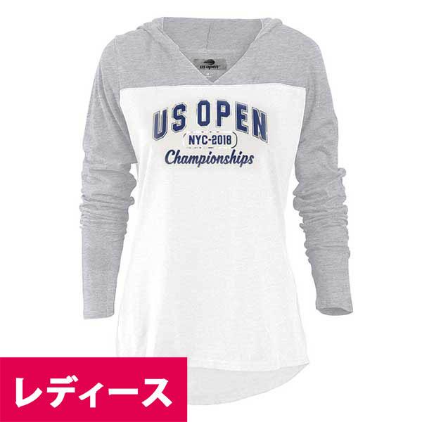 お取り寄せ パーカー/フーディー 2018 全米オープン/USオープン テニス チャンピオンシップ レディース