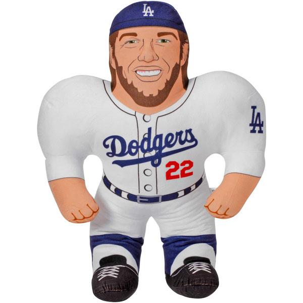 お取り寄せ MLB ドジャース クレイトン・カーショー プラッシュ ドール/ぬいぐるみ