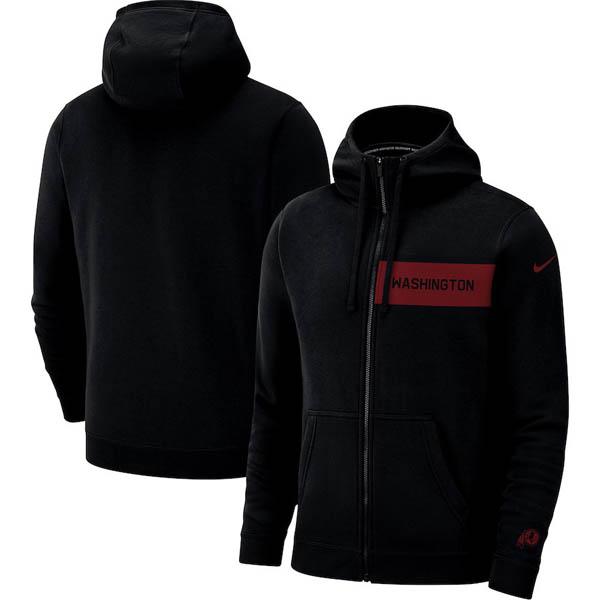 【特別訳あり特価】 お取り寄せ NFL レッドスキンズ パーカー/フーディー NFL フルジップ フルジップ ファンギア ナイキ ナイキ/Nike/Nike ブラック, PRIMACLASSE:970f8093 --- business.personalco5.dominiotemporario.com