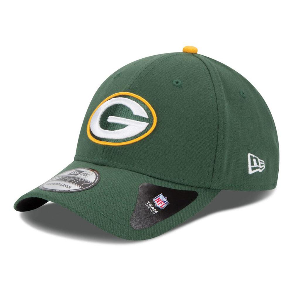 NFL パッカーズ キャップ/帽子 チーム クラシック 39THIRTY フレックス ニューエラ/New Era グリーン【1910価格変更】【191028変更】